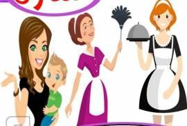 يوجد خادمات للتنازل, العمالة المنزلية, عمالة منزلية