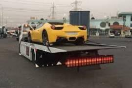 سطحه لنقل السيارات, الشاحنات ومعدات ثقيله, سطحه